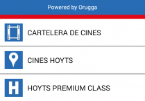 Hoyts Argentina - New Android App